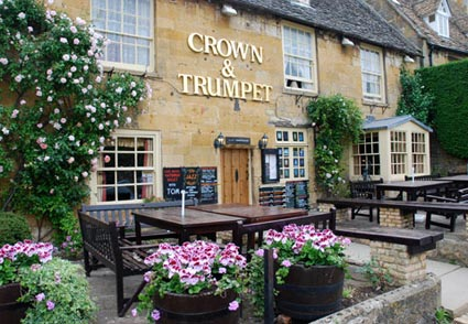 The Crown & Trumpet Inn