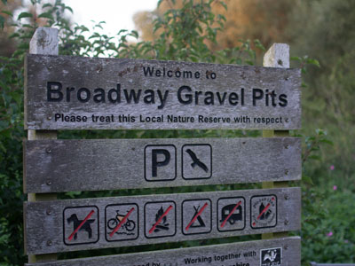 Gravel Pit Nature Reserve