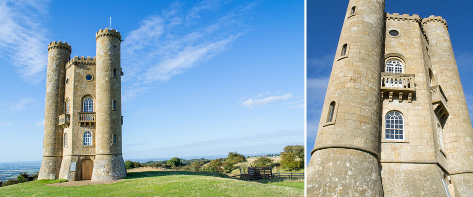 History Of Broadway Tower In The Cotswolds Visit Broadway